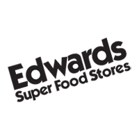 Edwards Food Stores vector