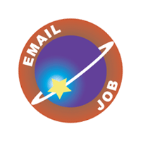 Email Job vector