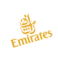 Emirates Airlines vector