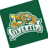 Everett Silvertips vector