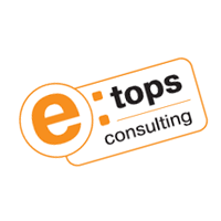 eTops Consulting vector