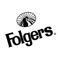 FOLGERS COFFEE vector