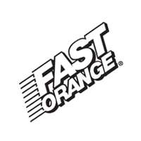 Fast Orange vector