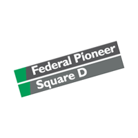 Federal Pioneer Square D vector
