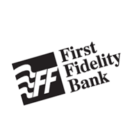 First Fidelity Bank vector