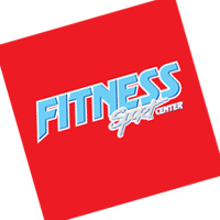 Fitness Sport Center vector