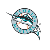 Florida Marlins 160 vector