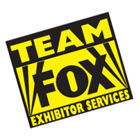 Fox Exhibitor Services vector
