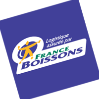 France Boissons vector