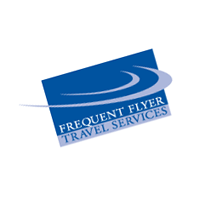 Frequent Flyer Travel Services vector