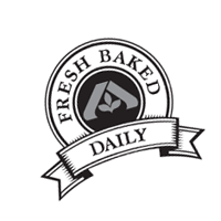 Fresh Baked Daily vector