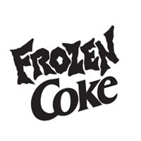 Frozen Coke vector
