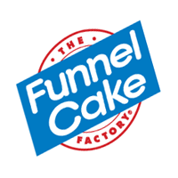 Funnel Cake vector