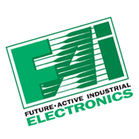 Future Active Industrial Electronics vector