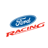 ford racing 1 vector