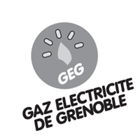 GEG Gaz Electricite de Grenoble vector