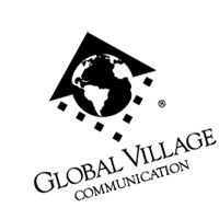 GLOBAL VILLAGE 1 vector