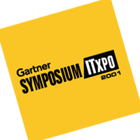 Gartner Symposium ITxpo 2001 vector