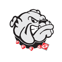 Georgia Bulldogs 180 vector