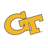 Georgia Tech Yellow Jackets 183 vector
