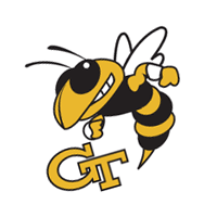 Georgia Tech Yellow Jackets 184 vector