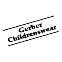 Gerber Childrenswear vector