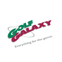 Golf Galaxy vector