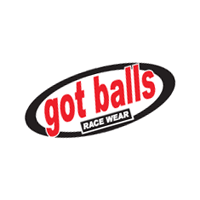 Got Balls Racewear vector