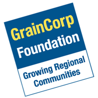 GrainCorp Foundation vector