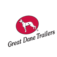 Great Dane Trailers vector