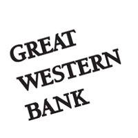 Great Western Bank 50 vector