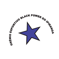 Gremio Esportivo Black Power de Sao Paulo-SP vector