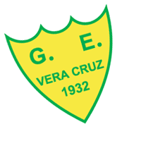 Gremio Esportivo Vera Cruz de Sapucaia do Sul-RS vector
