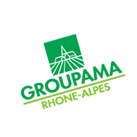 Groupama Rhone-Alpes vector