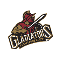 Gwinnett Gladiators 157 vector