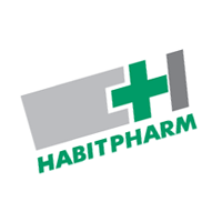 Habit Pharm vector