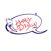 Happy Design vector