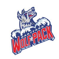 Hartford Wolf Pack vector