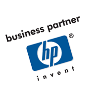 Hewlett Packard Business Partner 95 vector