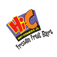 Hi-C Frozen Fruit Bars vector