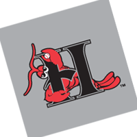 Hickory Crawdads 106 vector
