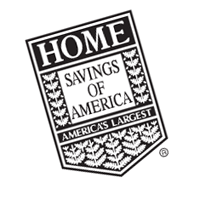 Home Savings of America 55 vector