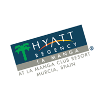 Hyatt Regency La Manga vector