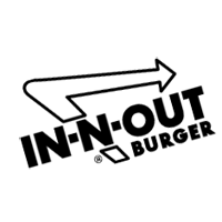 IN-N-OUT BURGER vector
