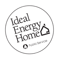 Ideal Energy Home vector