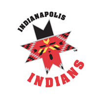 Indianapolis Indians 20 vector