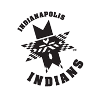 Indianapolis Indians vector