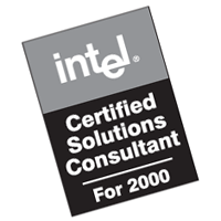 Intel Certified Solutions Consultant vector