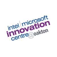 Intel Microsoft Innovation centre oakton vector