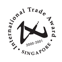 International Trade Award vector